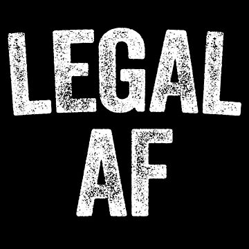 Legal AF by deepstone