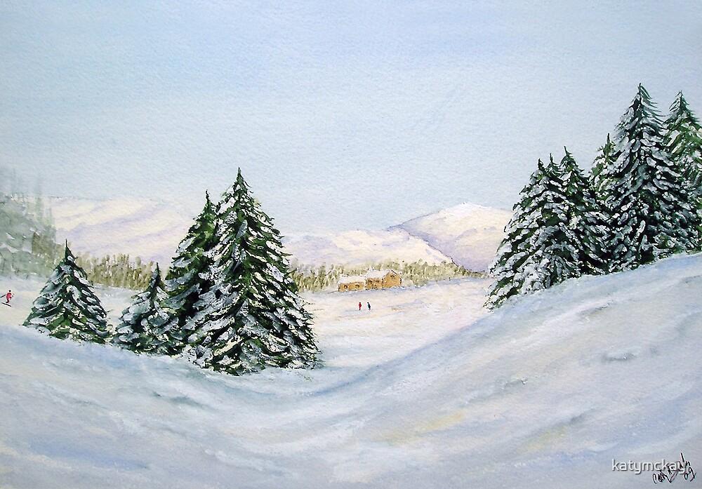 Winter Wonderland by katymckay