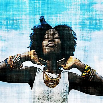 Afro Meditation  by Deestylistic