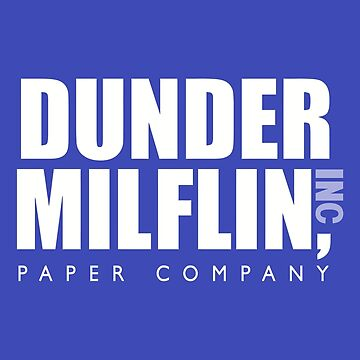 DUNDER MILFLIN INC. by cpinteractive