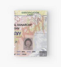 Cuaderno de tapa dura ID de Lil Xan