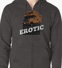EROTIC Zipped Hoodie