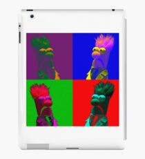 Beaker Pop iPad Case/Skin