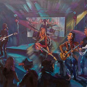Hawkesbury Hotel series- Paula McMahon Band by tola