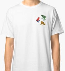 Poison Dart Frogs Classic T-Shirt