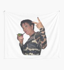 Tela decorativa Peace Out Kris Jenner