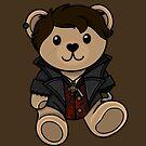 Killian Jones Bear by CapnMarshmallow