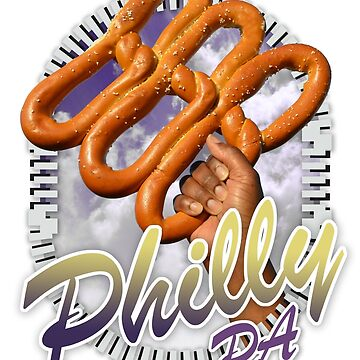 Philly Pretzels by ink4inc