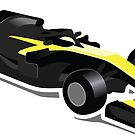 Renboat Side View APEX Race Manager 2018 by Beermogul