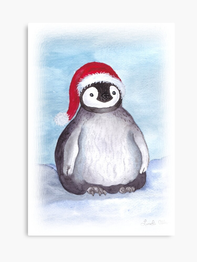9cf6369ac2955 Krinkle Christmas Baby Penguin Cards T-Shirt
