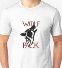 wolf pack new 2 Unisex T-Shirt
