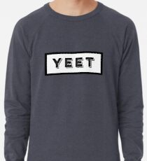 YEET (Rectangle Design) Lightweight Sweatshirt