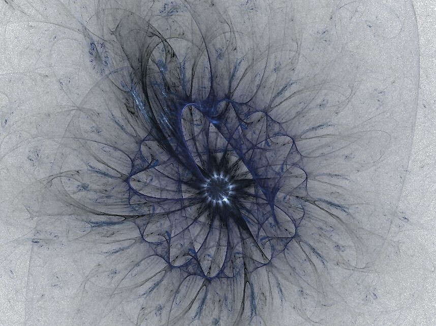 Inkblot Flower by Indelibly-Yours