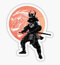 Dark Samurai Sticker