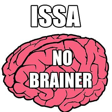 ISSA No Brainer by FabloFreshcoBar