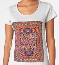 Azerbaijan Pattern Women's Premium T-Shirt