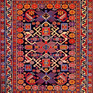 Azerbaijan Pattern by planetterra