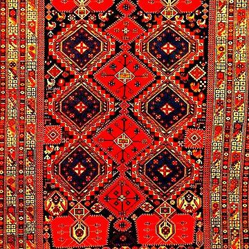 Azerbaijan Pattern 3 by planetterra