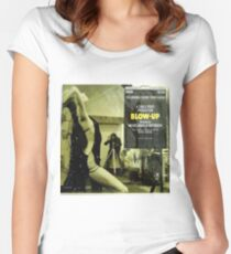 Blow Up, Soundtrack, Mod, 60's Women's Fitted Scoop T-Shirt