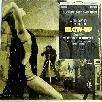Blow Up, Soundtrack, Mod, 60's by Vintaged