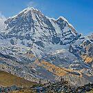 Mountain Majesty by Harry Oldmeadow