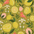 Pink Lemon's by KateMerrittshop