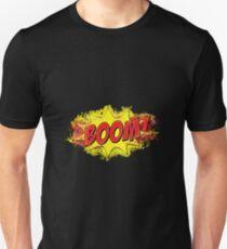 Comic blast glowing Art Unisex T-Shirt