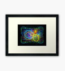 ©DA 3.3333333 Framed Print