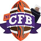 Clemson Sticker by RedditCFB