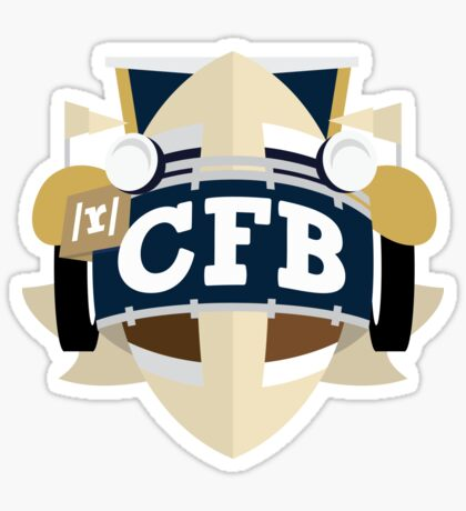 Georgia Tech Sticker Sticker