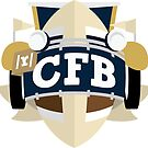 Georgia Tech Sticker by RedditCFB