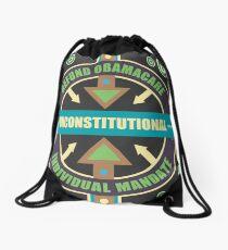 Defund Obamacare Drawstring Bag