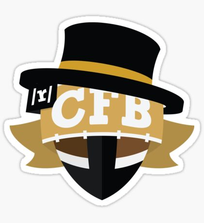 Wake Forest Sticker Sticker
