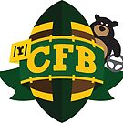 Baylor Sticker by RedditCFB