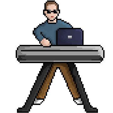 Flatlander Pixel by socialistflower