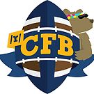 Cal Sticker by RedditCFB