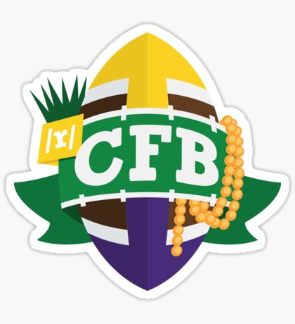 LSU Sticker Sticker