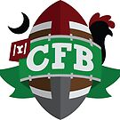 South Carolina Sticker by RedditCFB