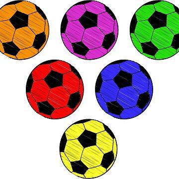 Football Fan by cartoonblog