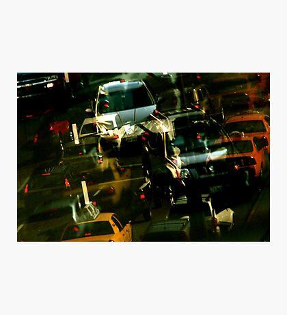 Traffic Nightmare Photographic Print