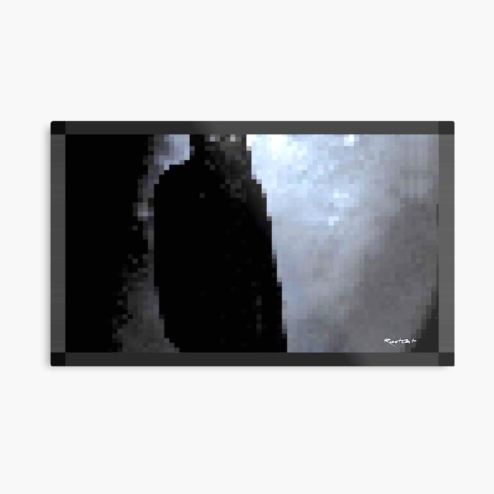 STRANGER by RootCat Metal Print