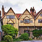 Cheyney Court, Winchester by Viv Thompson
