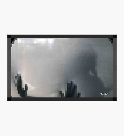 FOGGY NOTION by RootCat Photographic Print