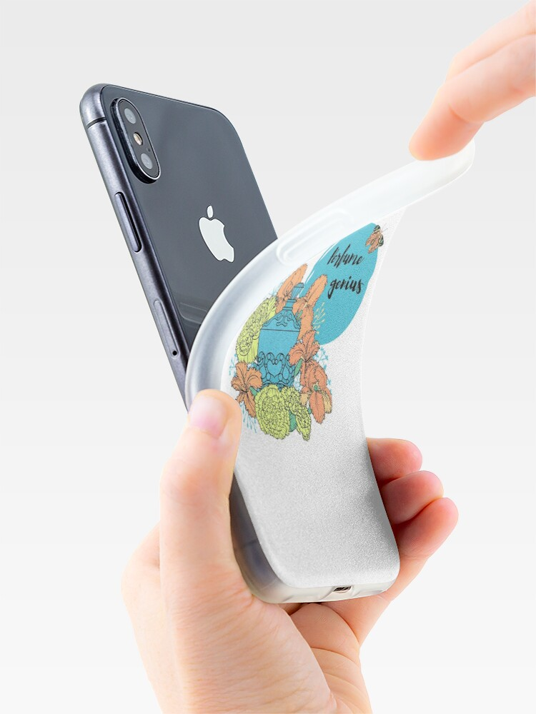 Alternative Ansicht von Parfüm Genie iPhone-Hülle & Cover