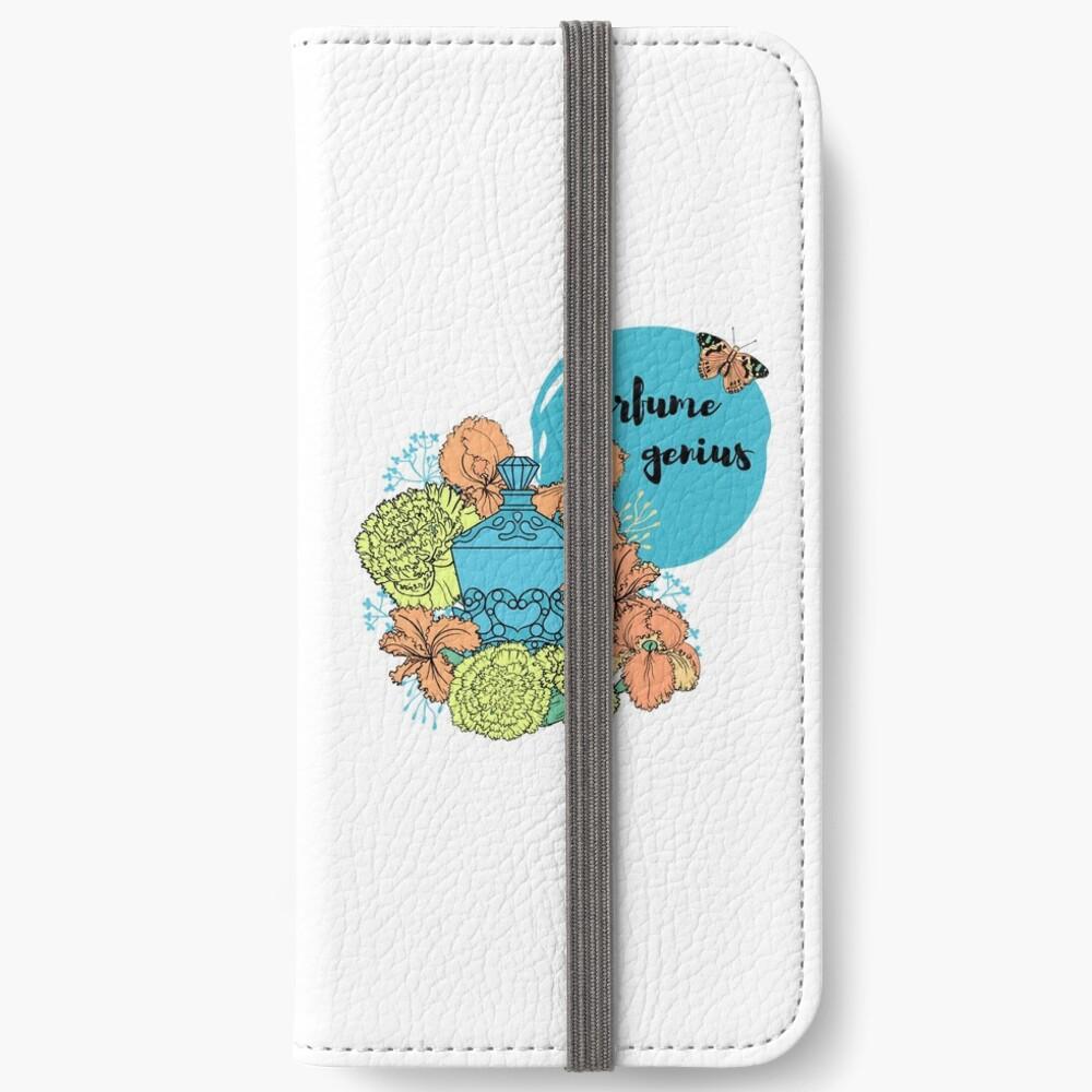 Parfüm Genie iPhone Flip-Case