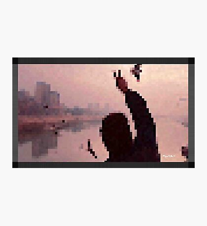 Hi GEDEON by RootCat Photographic Print