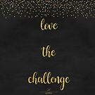 Love The Challenge GOLD by DressageDreams