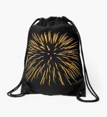 Pops on the River - Seven Drawstring Bag