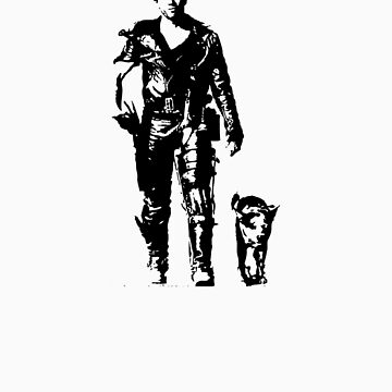 One man and his dog.... by Wordslinger
