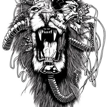Bulking machine Lion Black by blacksquare